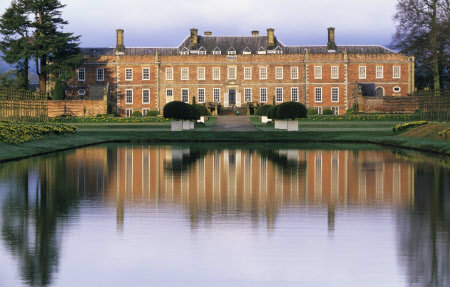 Erddig House - a National Trust property based in Wrexham, North East Wales.