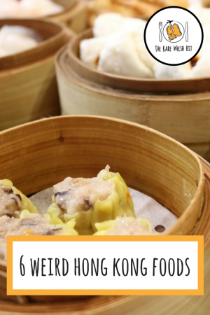 Discover six of the weirdest foods in Hong Kong, from bird's nest soup and chicken feet, to 1,000 year old eggs and sea slugs. #hongkong #hongkongfood #asianfood #weirdfoods