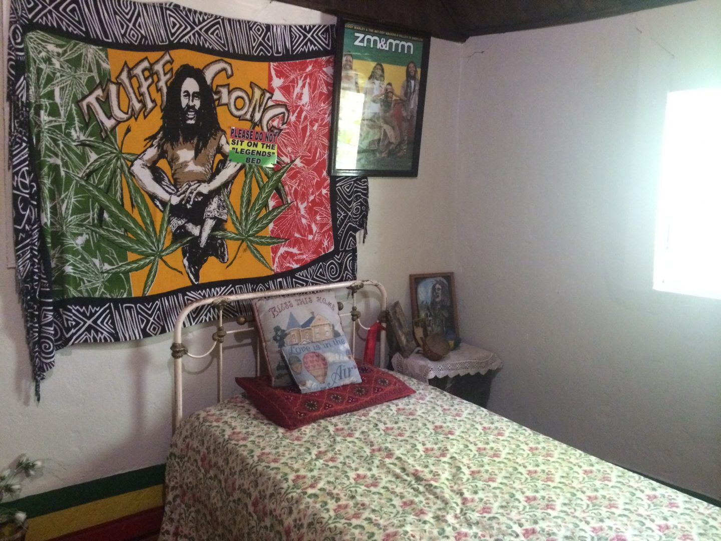 Bob Marley Mausoleum - one of my favourite places to visit in Jamaica