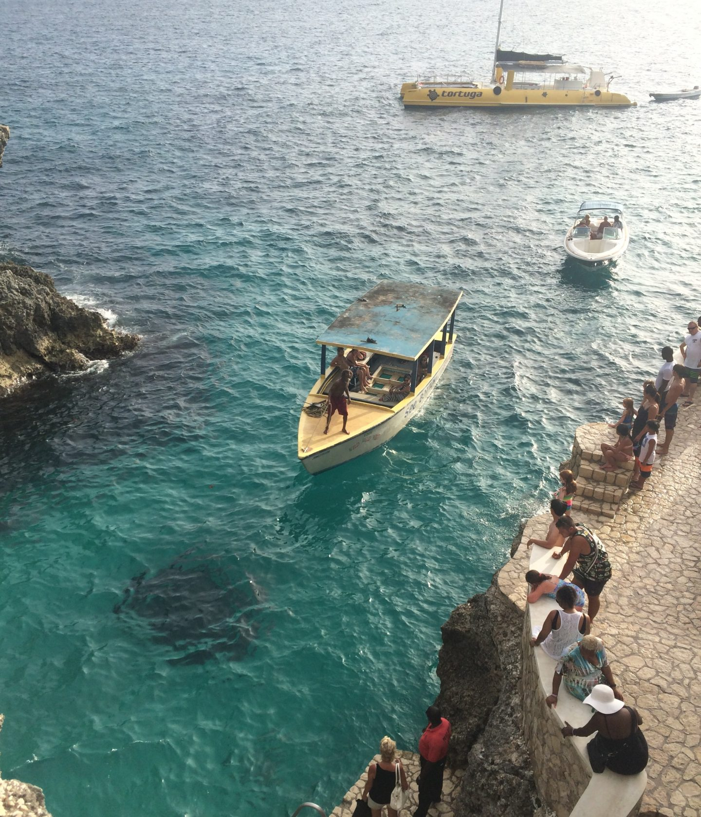 Rick's Cafe in Negril - one of the best places to visit in Jamaica