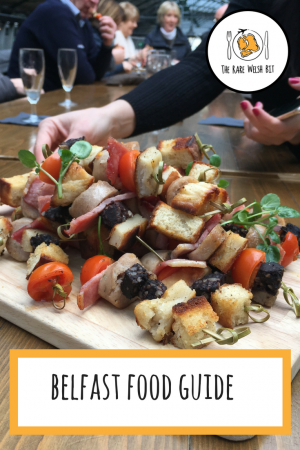 Belfast Food Guide: the Best Places to Eat and Drink in Belfast, Northern Ireland - featuring the infamous Belfast Food Tour #Belfast #NorthernIreland #Ireland #IrishFood