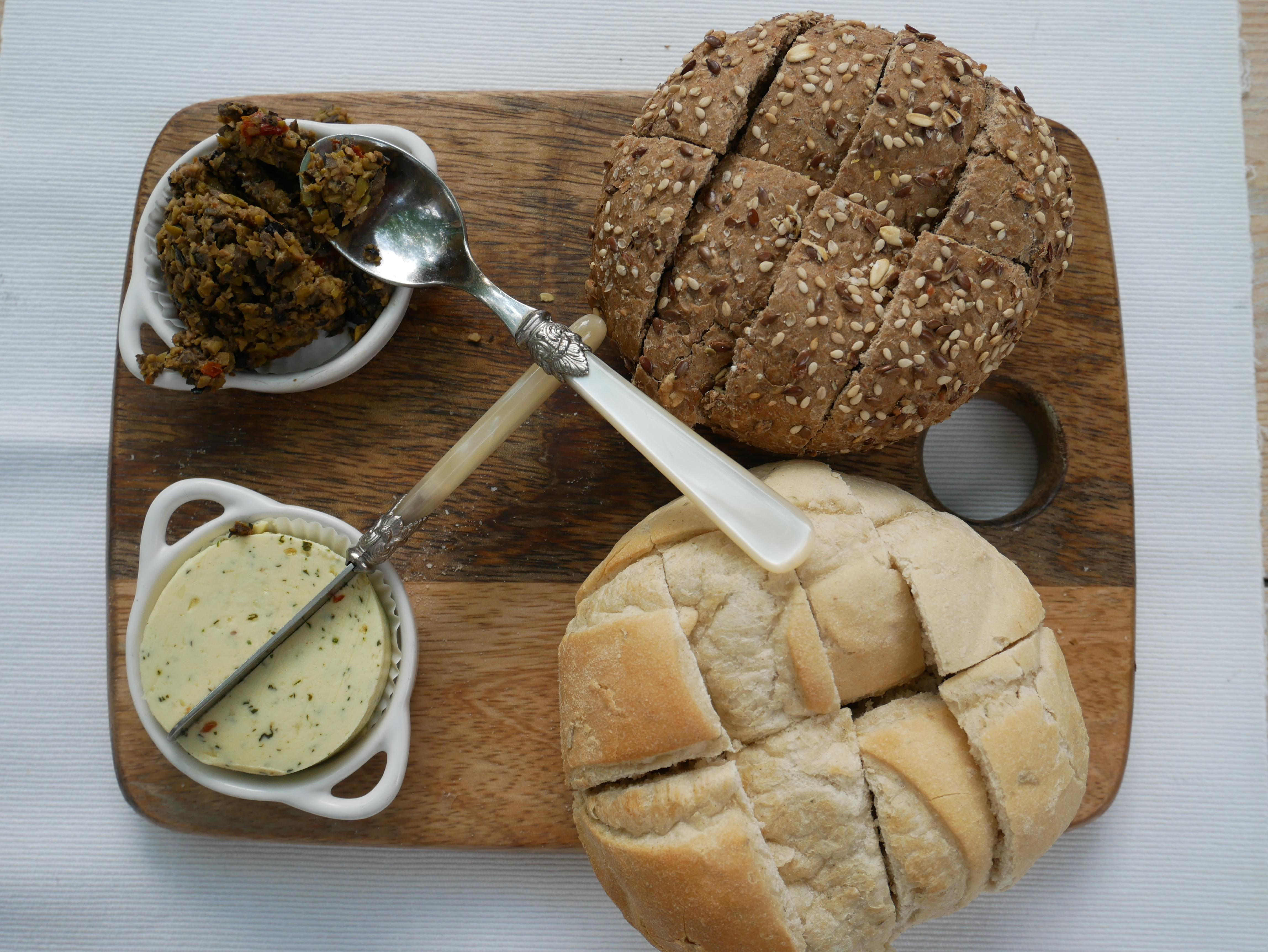 Bread - one of the ultimate store cupboard kitchen essentials