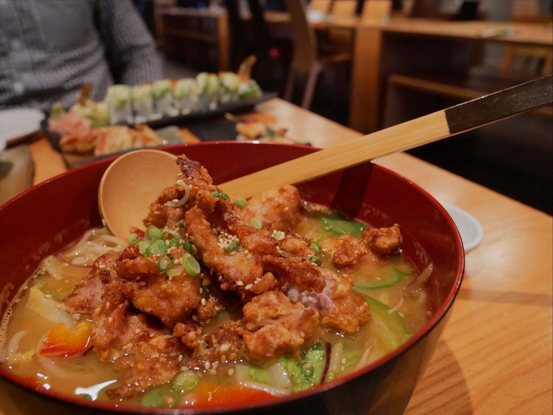 Dine-ing at Yakitori No.1 Japanese restaurant in Cardiff