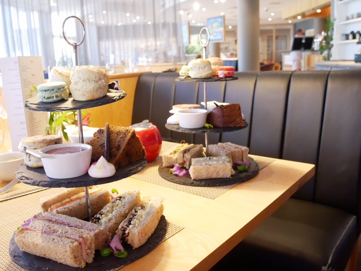 A Wonderful Welsh Afternoon Tea in Cardiff Bay
