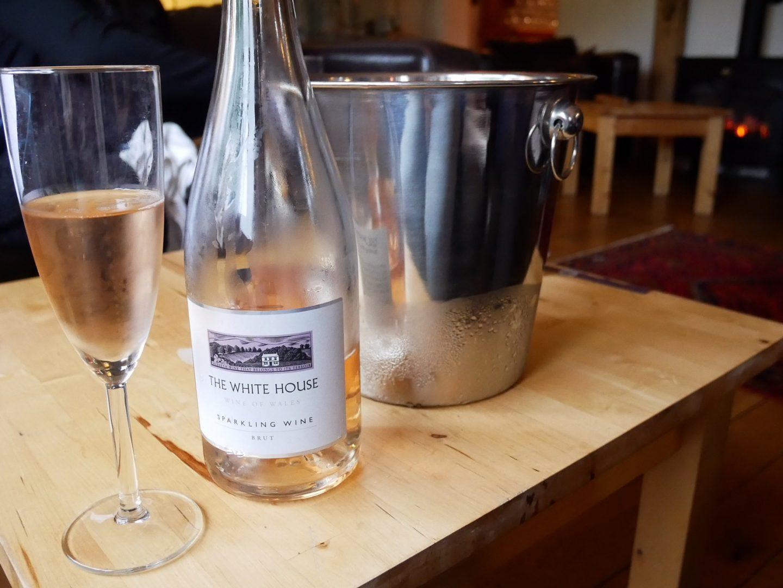Jabajak Sparkling Blush White House Wine