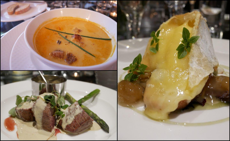 Jabajak Meal Collage